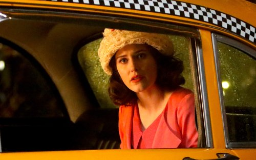 You Need To See These Photos From The Marvelous Mrs. Maisel Season 4 Set for the Fashion and the Spoilers!