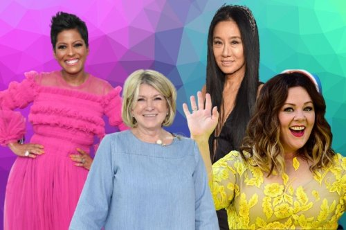 40 Second Act Stories About Women Who Achieved Their Dreams When They Were Over 40, Proving It's Never Too Late to Start