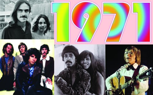 'Take Me Home, Country Roads'! The Real-Life Stories Behind 15 of the Greatest Songs of 1971