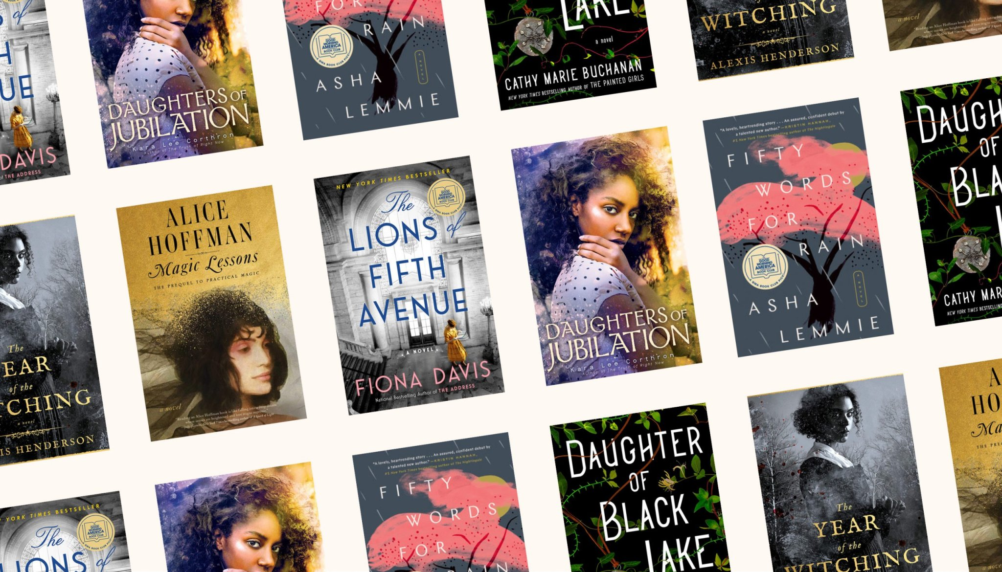 Fall's Best New Historical Fiction Books, According to the Women Who Wrote Them