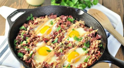20 Corned Beef Hash Recipes to Bring Classic Flavor to Your Autumnal Sunday Brunches