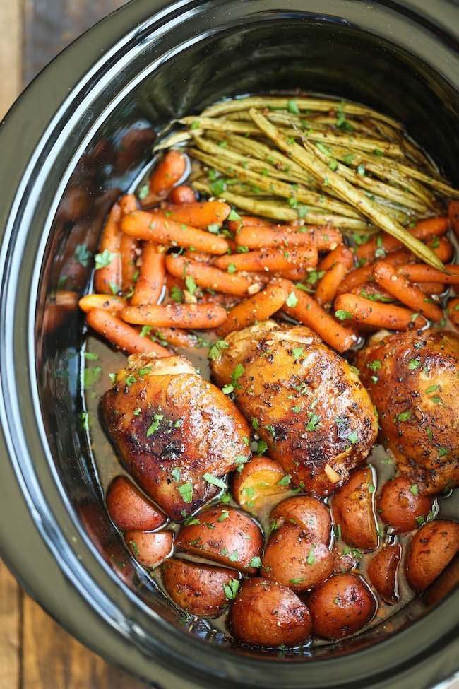 200 Best Crock Pot Recipes and Easy Slow Cooker Dinner Ideas