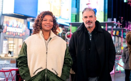 Exclusive! Queen Latifah on the Lies, Spies and Allies in Season 1 of The Equalizer