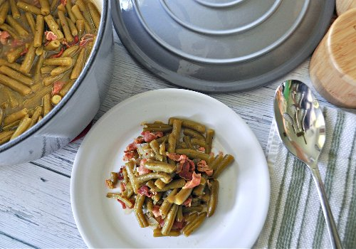 Bring Texas Roadhouse To Your Next Summer Cookout With Their Easy Green Beans