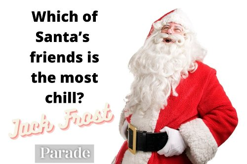 Santa Claus Is Comin' To Town—and He's Bringing With Him 50 of the Best Santa Jokes!