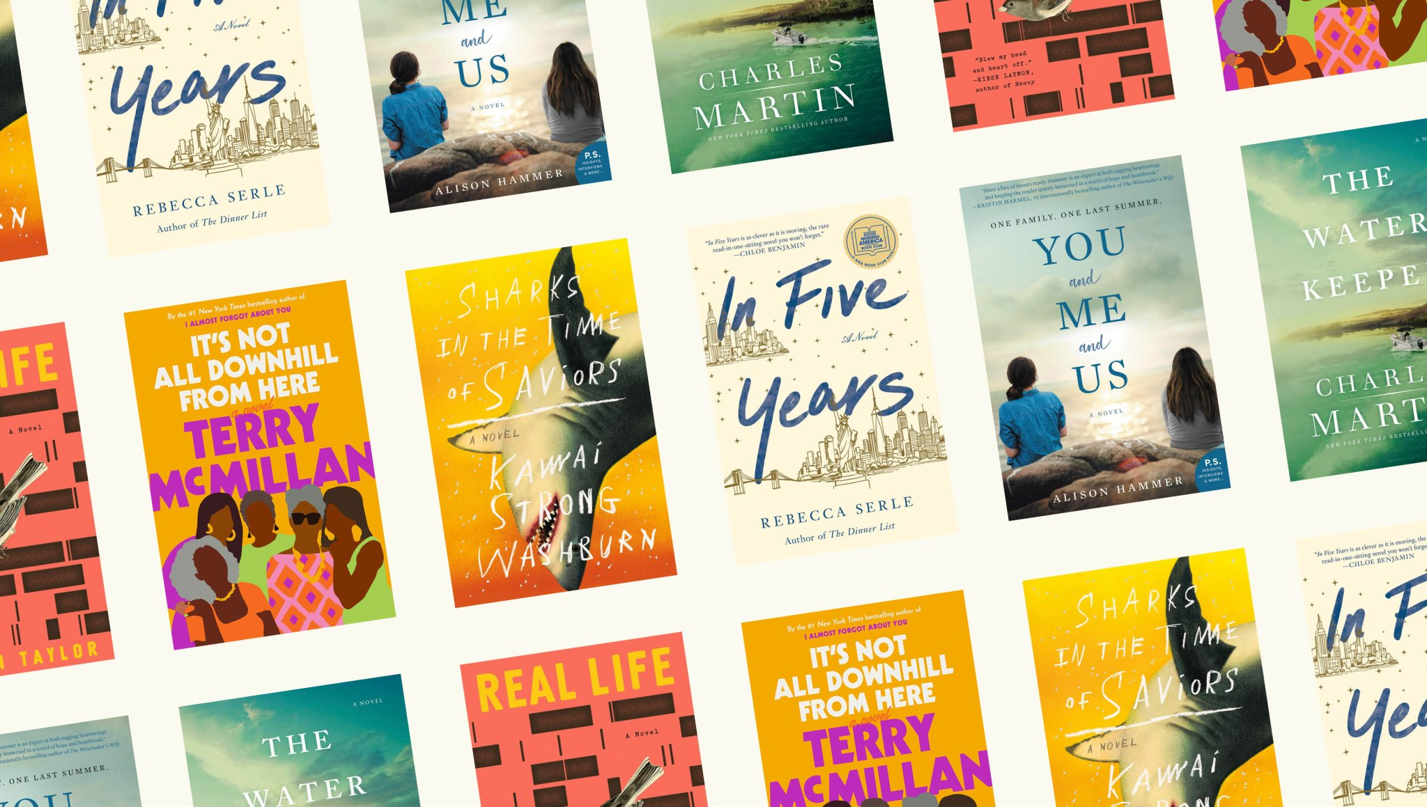 Pass the Tissues! These 10 New Books Will Give You All the Feels