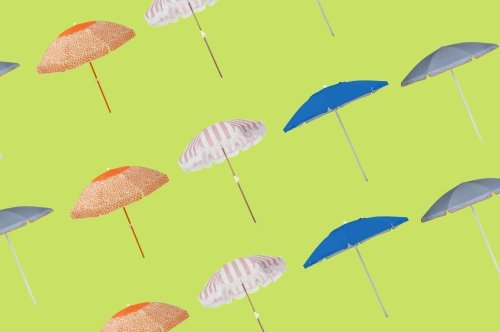 18 Best Beach Umbrellas For Your Summer Vacation