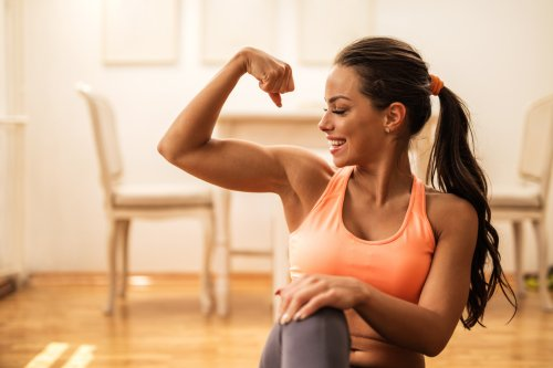 Want to Lose Fat and Tone Your Upper Arms? Start With These 12 Workout Moves