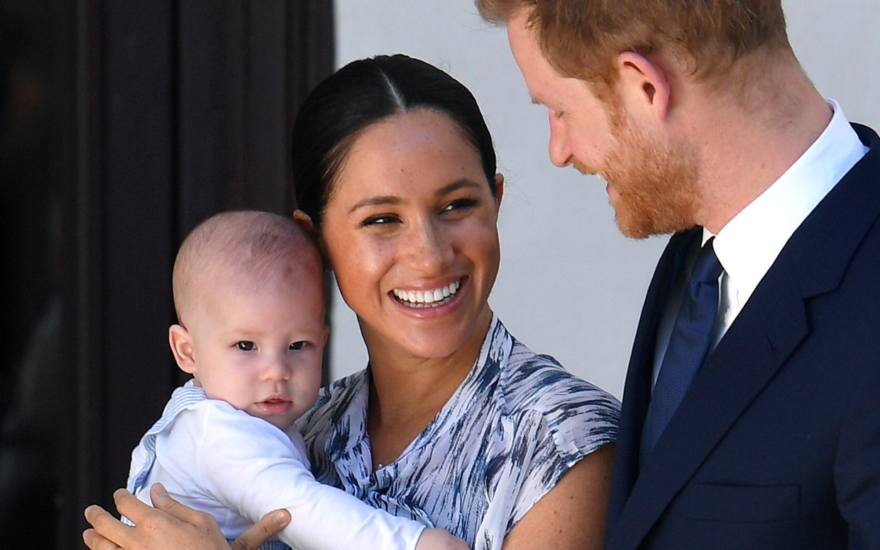 Meghan Markle Just Revealed Even More Easter Eggs Hidden in Her Kids' Book, The Bench