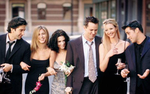 The Friends Reunion Has Taped and We Couldn't Be More Excited to Share All the Details
