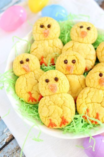 25 Creative Easter Treats and Desserts That Are Almost Too Adorable to Eat