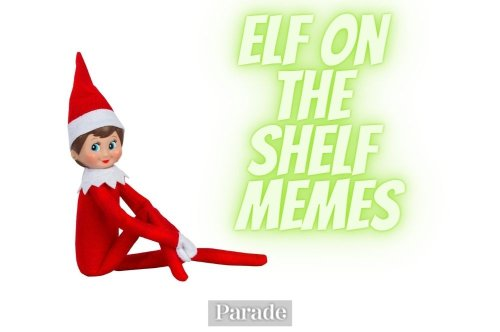 50 Best Elf on the Shelf Memes to Crack You Up This Holiday Season