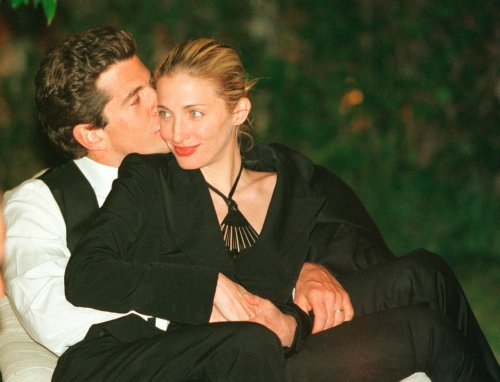 JFK Jr. and Carolyn Bessette Would Be Celebrating Their 25th Wedding Anniversary on Sept. 21—Take a Look At Their Secret Nuptials