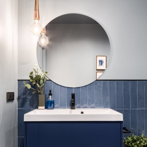 These 50 Blue Bathroom Ideas Are What Dreams Are Made Of!
