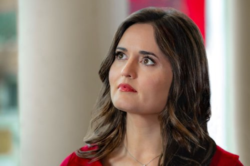 Sneak Peek! Danica McKellar Is Back for The Art of the Kill, the Third Installment of the Matchmaker Mysteries Franchise