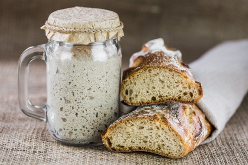 How to Make Sourdough Bread Starter Without Yeast