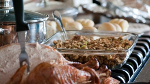 Bethenny Frankel's Out of This World Skinny Stuffing is Calling Our Name this Thanksgiving