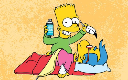 Here are 7 of Bart Simpson's Best Pranks