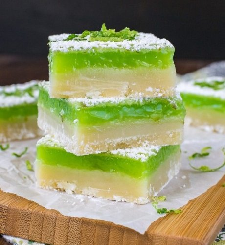 35+ Luscious Lime Desserts That Will Go Way Beyond Key Lime Pie