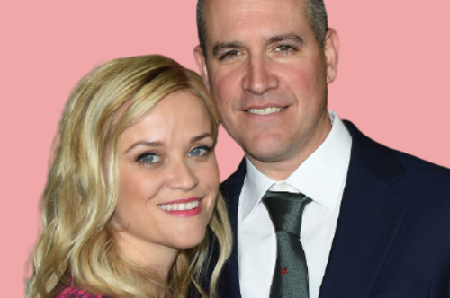 Legally Blonde—And Wed! Get to Know Reese Witherspoon's Husband Jim Toth