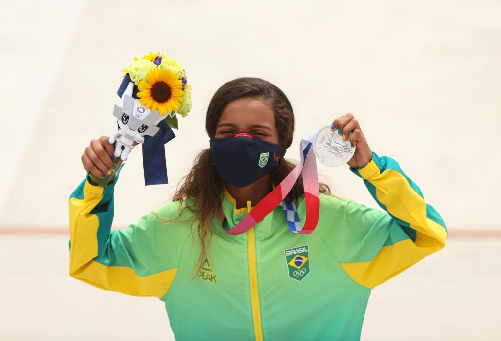 Rayssa Leal Went From 'Skateboarding Fairy' to Olympic Silver Medalist. Check Out Her Amazing Videos!