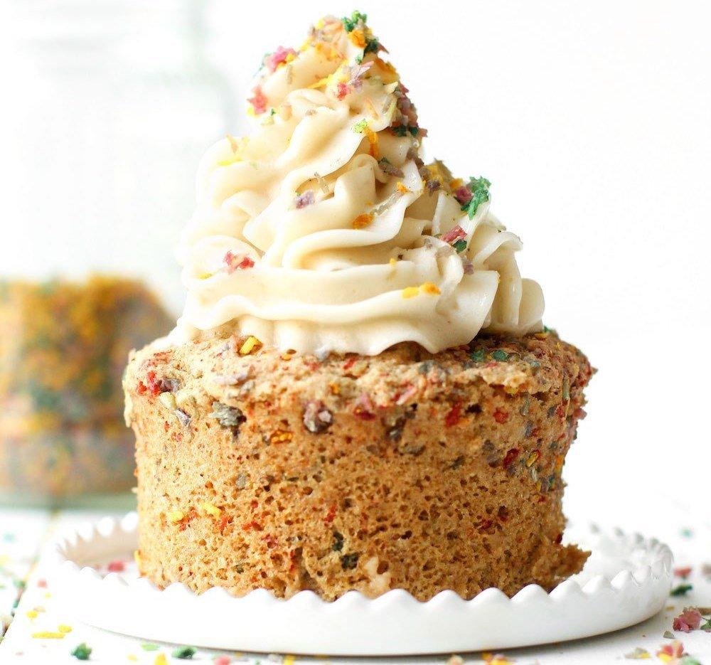 19 Easy Vegan Mug Cake Recipes You Can Make In Minutes