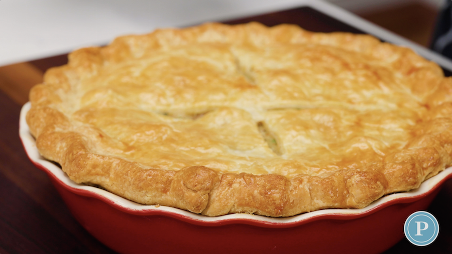 This Perfectly Flaky Pie Crust Works for Quiches, Pot Pies and Every Summer Berry Slab
