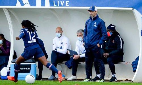 Echouafni revient sur la victoire du PSG contre Le Havre et évoque l'impressionnante Katoto