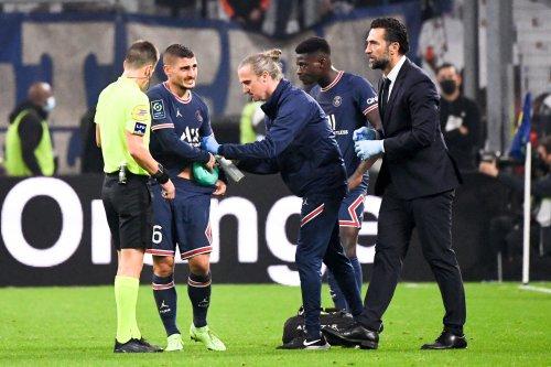 Leipzig/PSG – Verratti forfait avec «une indisponibilité assez longue», annonce L'Equipe