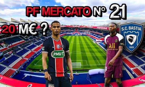 Podcast PSG - Paris espère 20 millions d'euros pour Kehrer et Nagera prêté à Bastia