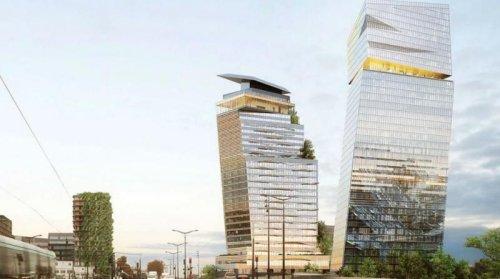 Architecture à Paris : les immenses tours Duo de Jean Nouvel bientôt achevées !