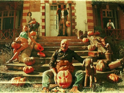 Pour Halloween, un gigantesque manoir vient hanter La Villette !