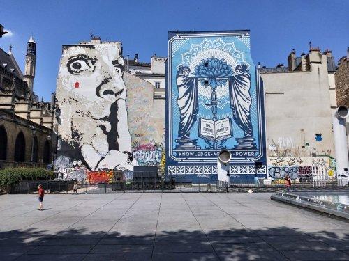 Les artistes de street art à ne pas manquer dans les rues de Paris