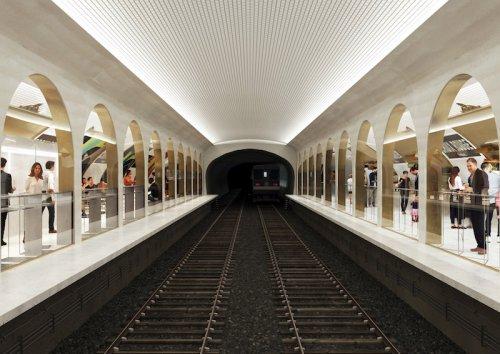 Une station fantôme va devenir un marché souterrain et un restaurant !