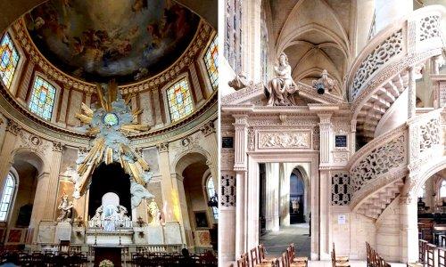 Les 10 églises parisiennes à voir au moins une fois dans sa vie