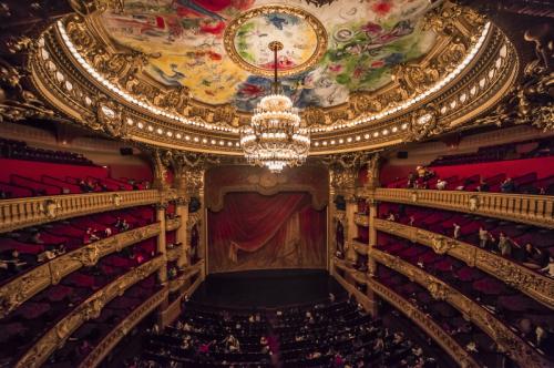 Opéra de Paris : les représentations publiques reprennent dès le 21 mai !