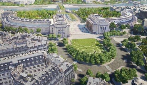 Les abords de la Tour Eiffel vont être végétalisés et piétonnisés
