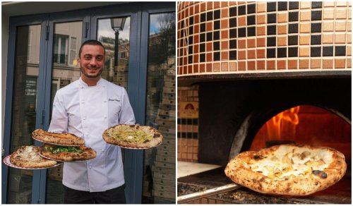 La meilleure pizzeria d'Europe est désormais parisienne !