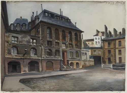 L'Hôpital de la Charité, un modèle d'hygiène et de soins au temps de la Révolution