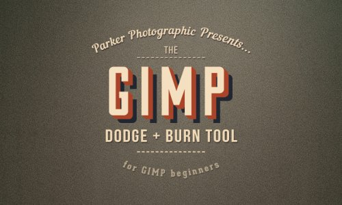 How To Use the Dodge Burn Tool in GIMP {Complete Guide}