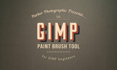 How To Use the Paintbrush Tool in GIMP {Complete Guide}