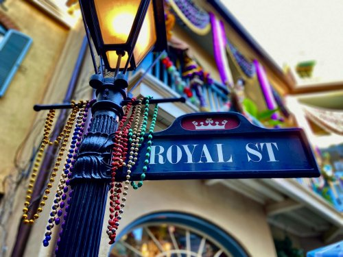 Is A New Gumbo Shop Coming To Disneyland's New Orleans Square?