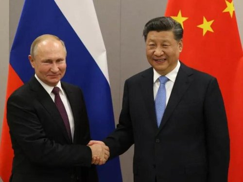 China Calls Attempts to Break Up Russia Relationship 'Doomed to Fail,' Touts Partnership - News Break