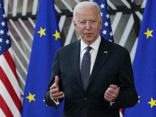 Biden dings Trump in front of EU leaders - News Break