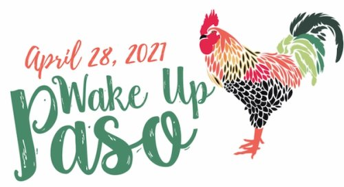 'Wake Up Paso' virtual networking event happening April 28