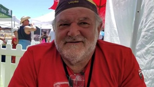 Local chef injured in motorcycle accident, friends ask for support