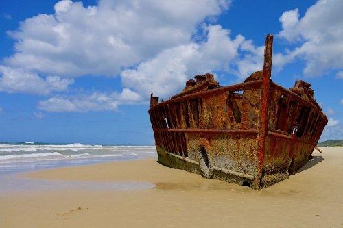 Faszination Fraser Island - Inbegriff von Paradies & größte Sandinsel der Welt - Passenger On Earth