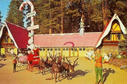An Abandoned Christmas Theme Park From The 50s Has Finally Been Brought Back To Life