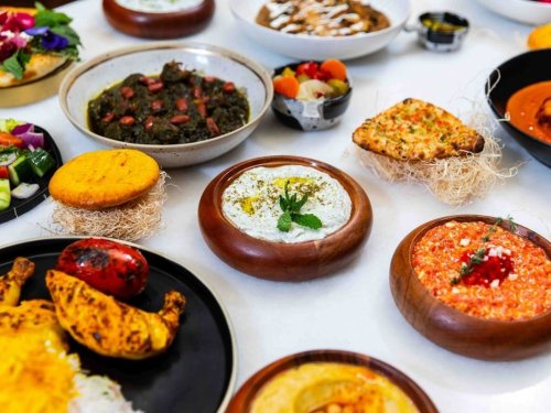 New Tysons Restaurant Celebrates Cuisines Of Middle East, Persian Gulf, Northern India