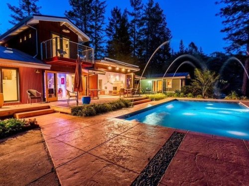 Dive Into A Lavish Lifestyle With A CA Pool Home